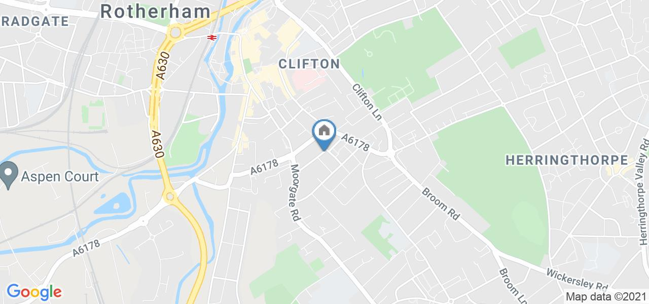 Room in a Shared House, Godstone Road, S60