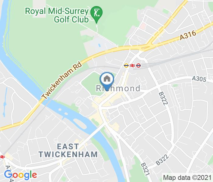 1 Bed Flat, Brewers Lane, TW9