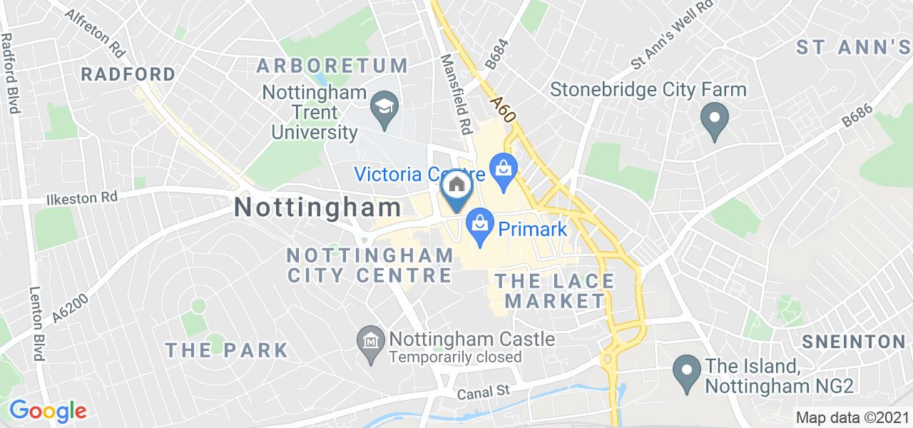 Room in a Shared Flat, Upper Parliament Street, NG1