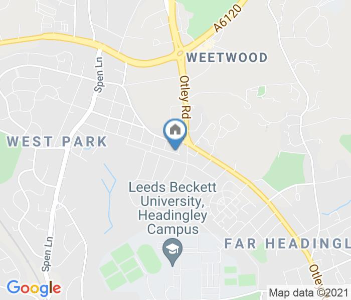 1 Bed Flat, Arncliffe Road, LS16