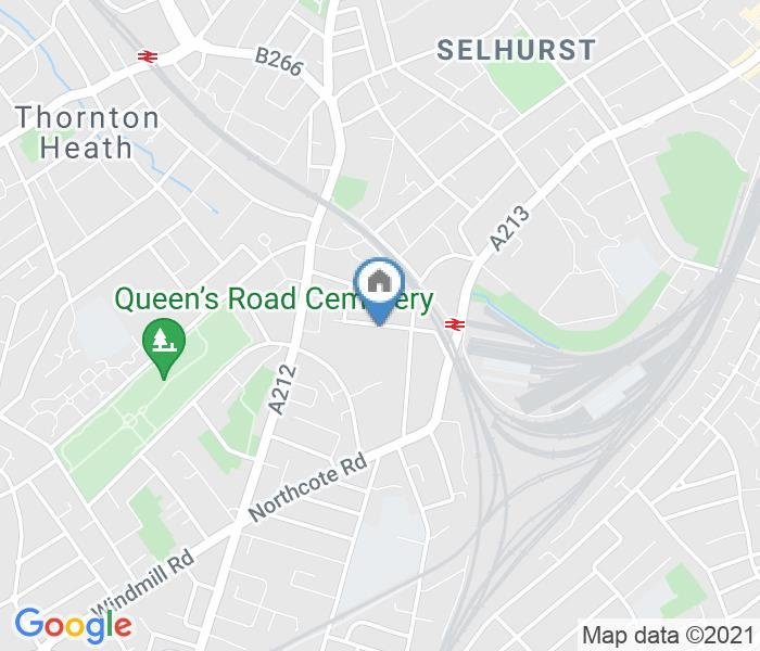 Room in a Shared House, Edith Road, SE25