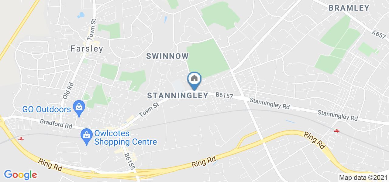 1 Bed Flat, Stanningley Road, LS28