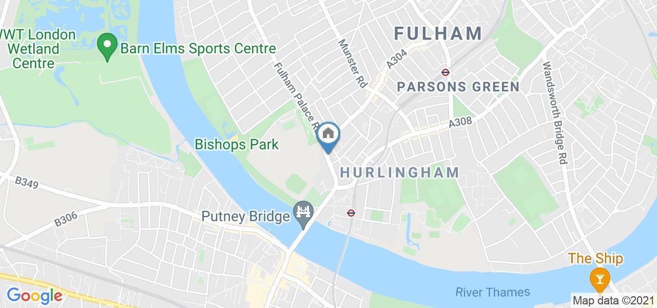 1 Bed Flat, Fulham High Street, SW6