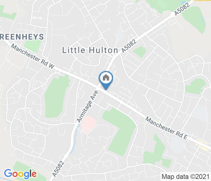 Room in a Shared House, Manchester Road East, M38