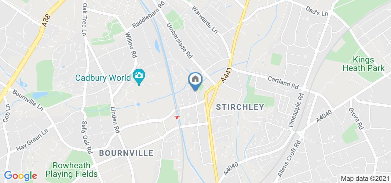 Studio Flat, Stirchley, B30