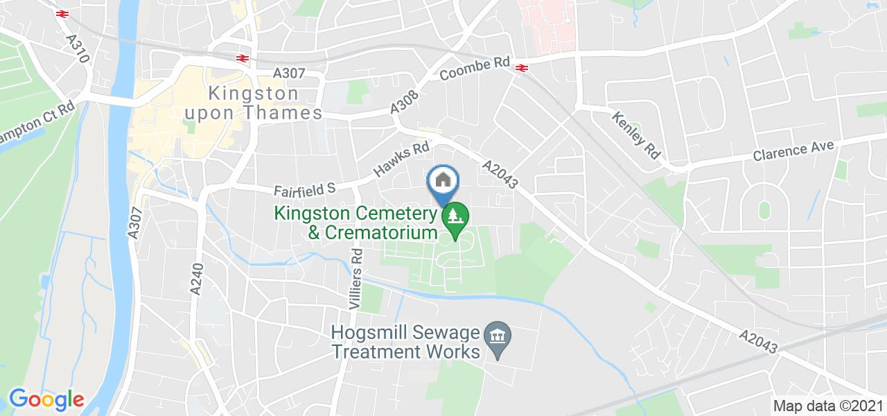 Room in a Shared House, Kingston Upon Thames, KT1
