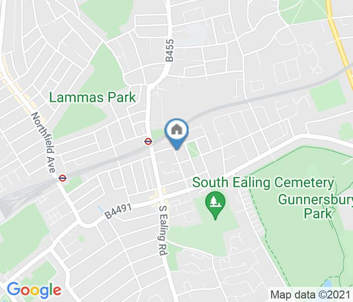2 Bed Semi-Detached House, Olive Road, W5