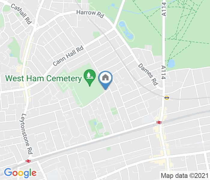 Room in a Shared Flat, Cemetery Road, E7