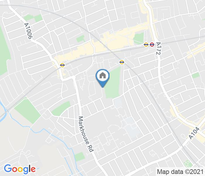 Room in a Shared House, Gosport Road, E17