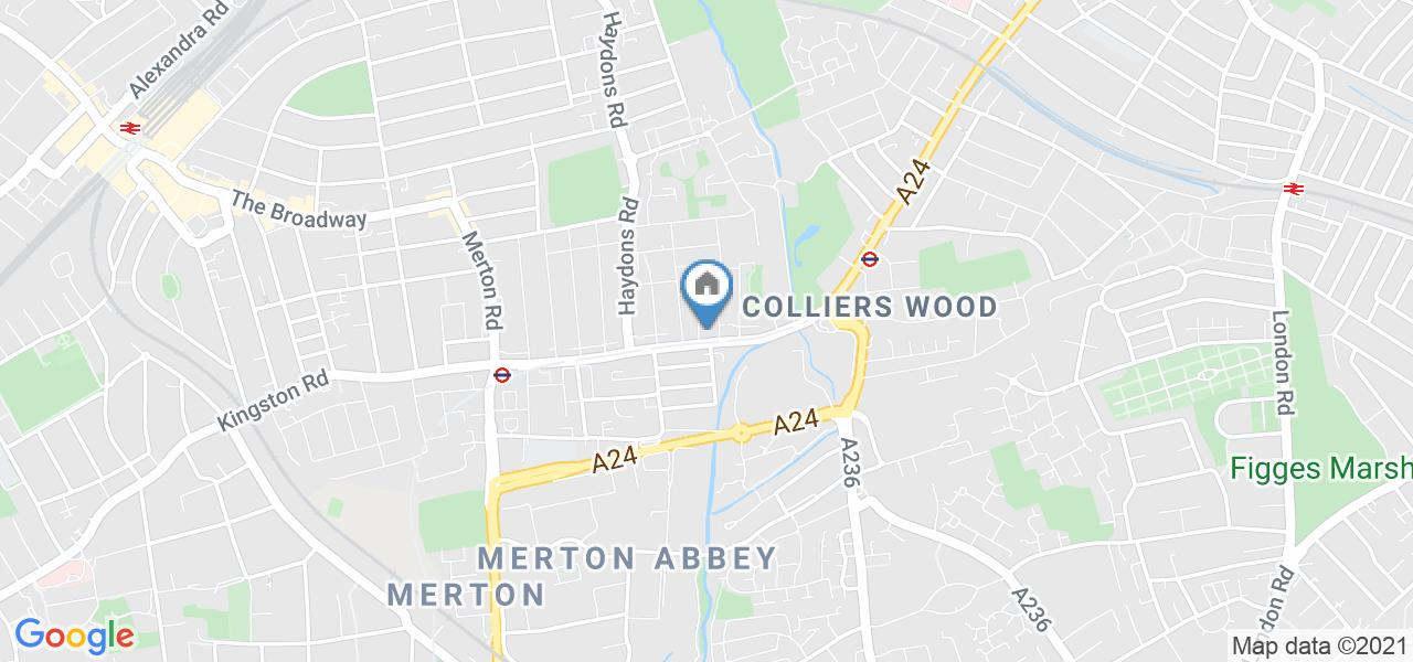 2 Bed Flat, South Wimbledon/Colliers Wood, SW19