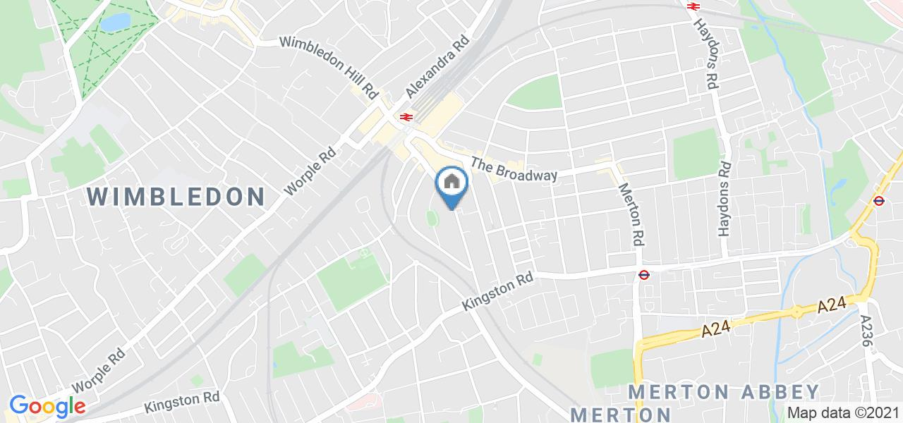 1 Bed Flat, Massey House, SW19