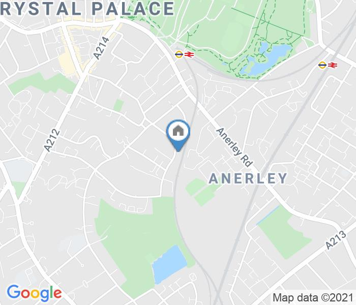 1 Bed Flat, Maberley Road, SE19