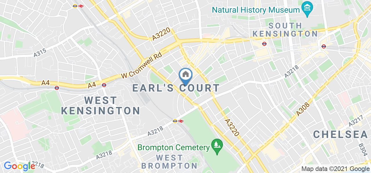 1 Bed Flat, Penywern Road, SW5