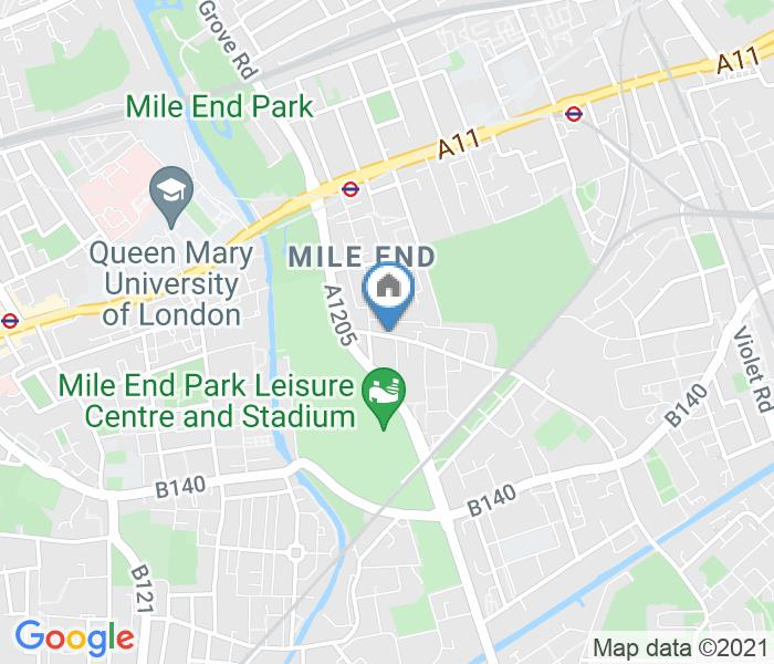 4 Bed Terraced House, Bow Common Lane, E3