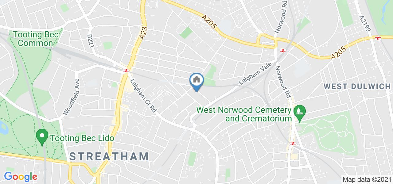 Room in a Shared House, Hitherfield Road, SW16