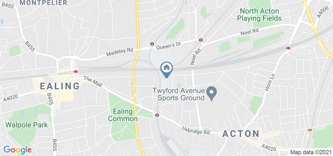 2 Bed Flat, Bloomsbury Close, W5