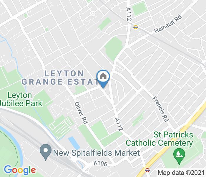2 Bed Flat, Grange Park Road, E10