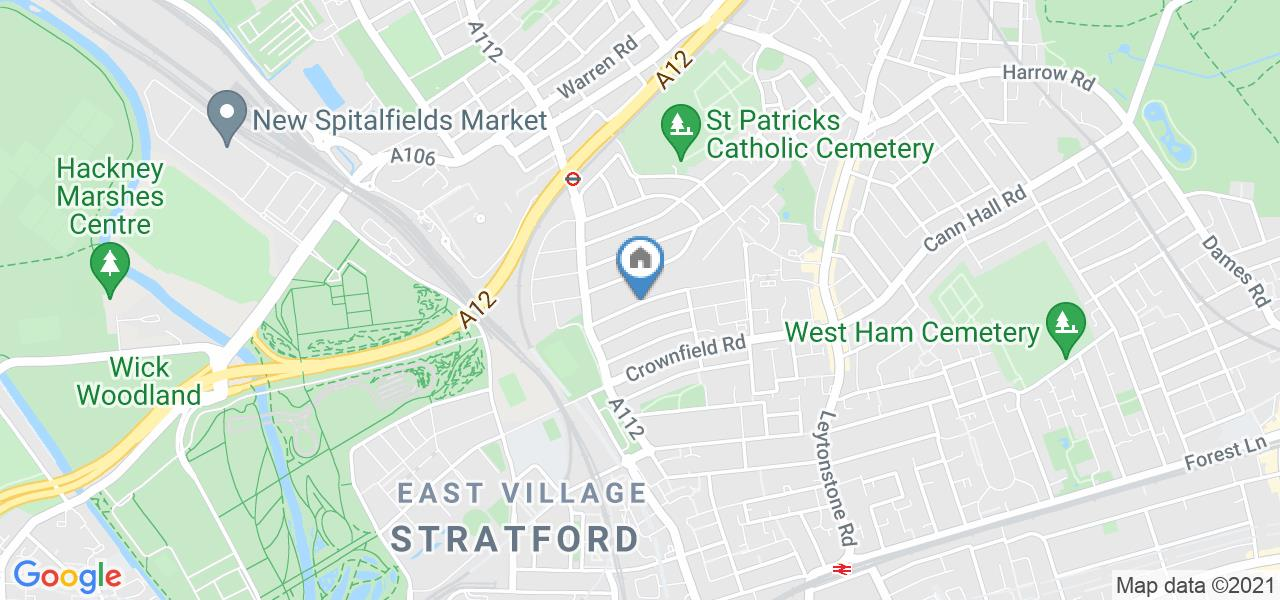 2 Bed Terraced House, Downsell Road, E15