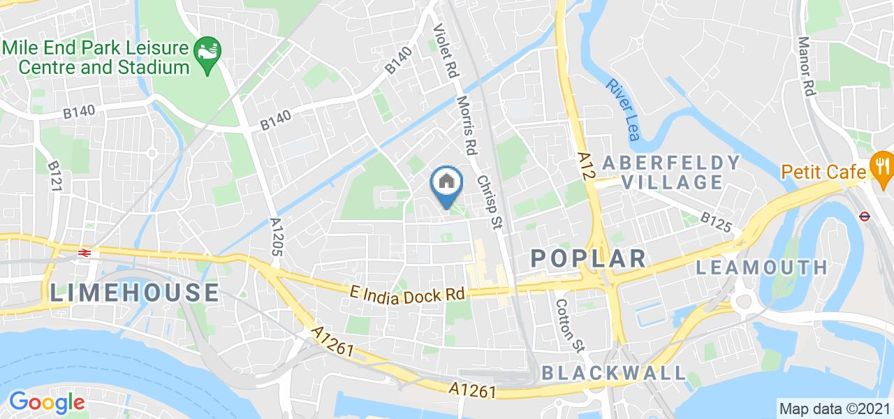 1 Bed Flat, Osterley House, E14