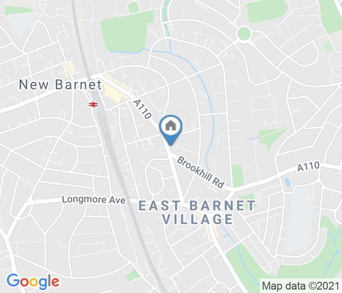1 Bed Flat, East Barnet Road, EN4