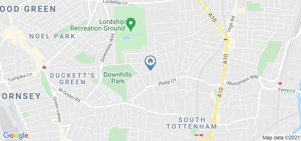 Room in a Shared House, Clonmell Road, N17