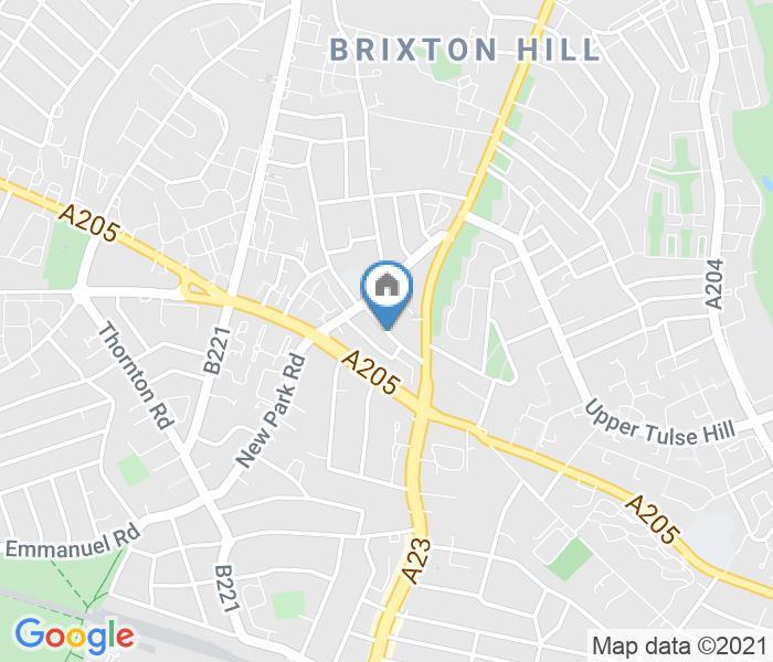 2 Bed Flat, Brixton, SW2
