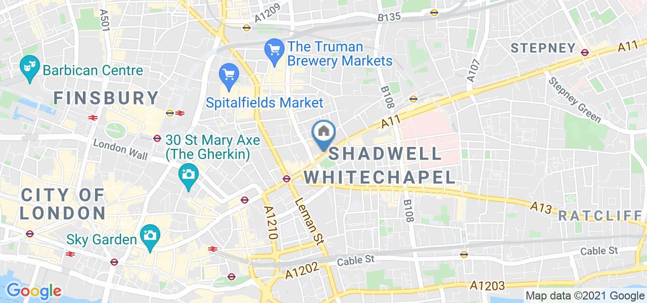 1 Bed Flat, Whitechapel Road, E1