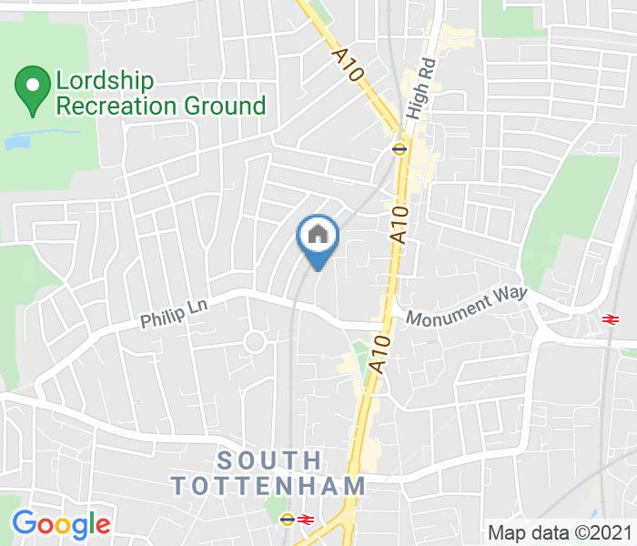 5 Bed Terraced House, Arnold Road, N15