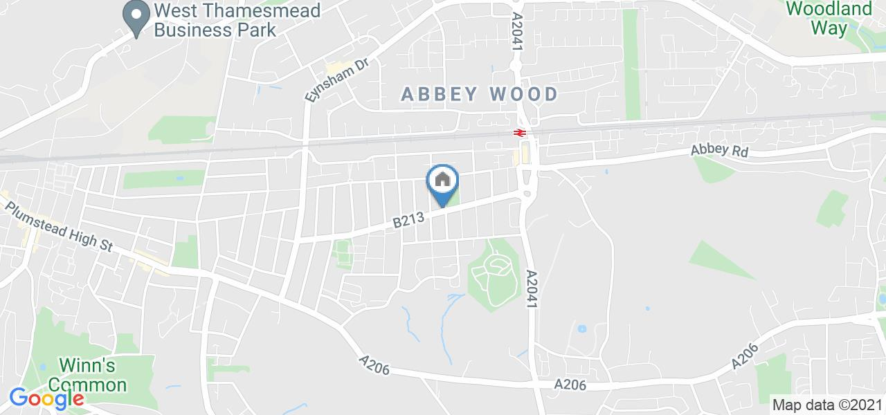 Room in a Shared Flat, Abbeywood, SE2