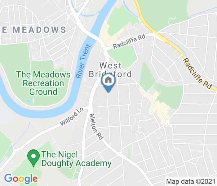 Room in a Shared House, Henry Road, NG2