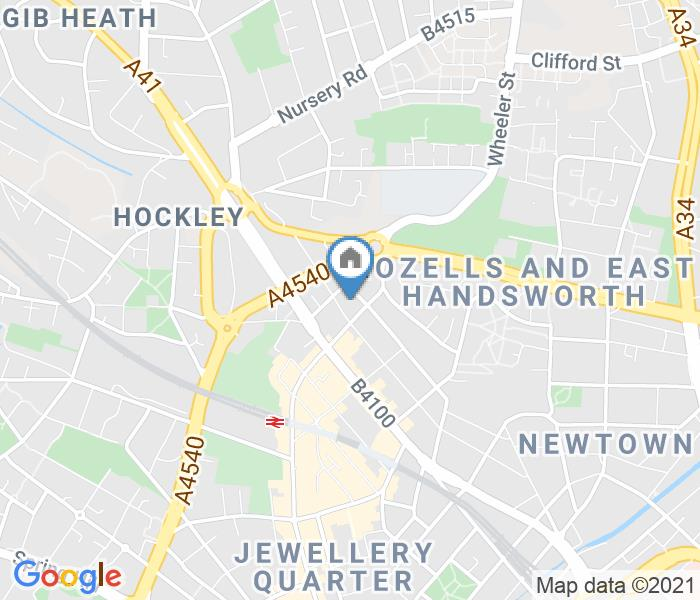 Room in a Shared Flat, Stainsby Avenue, B19