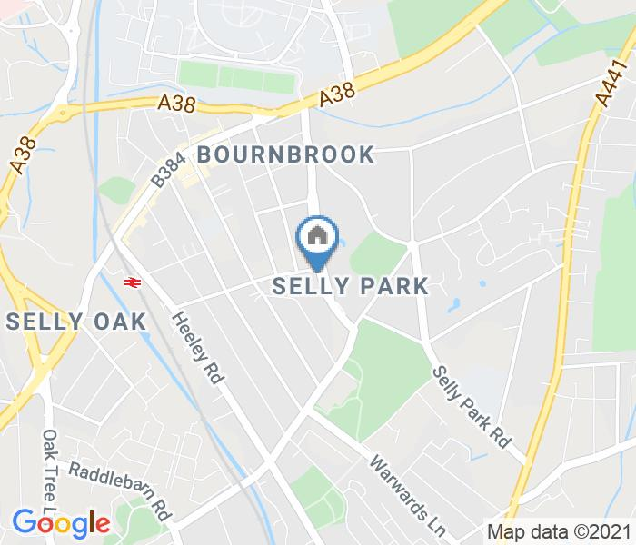 Room in a Shared House, Bournbrook Road, B29