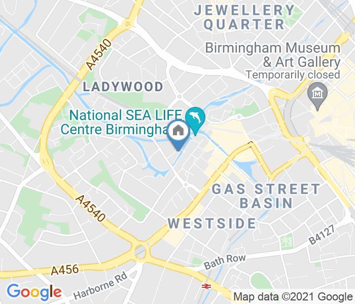 2 Bed Flat, Brindley Place, B16