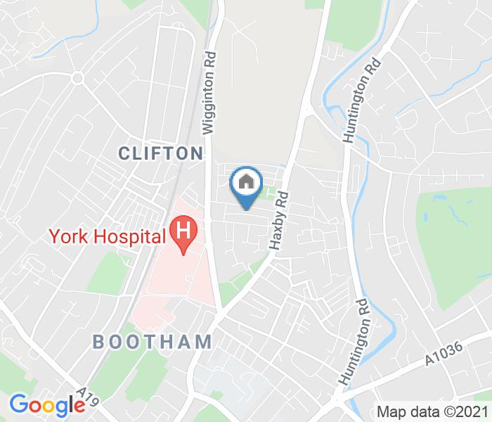 Room in a Shared House, Vyner Street, YO31