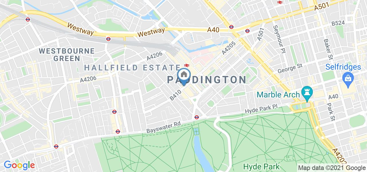 1 Bed Flat, Westbourne Terrace, W2