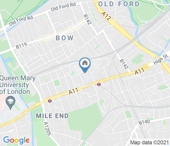 Room in a Shared Flat, London, E3