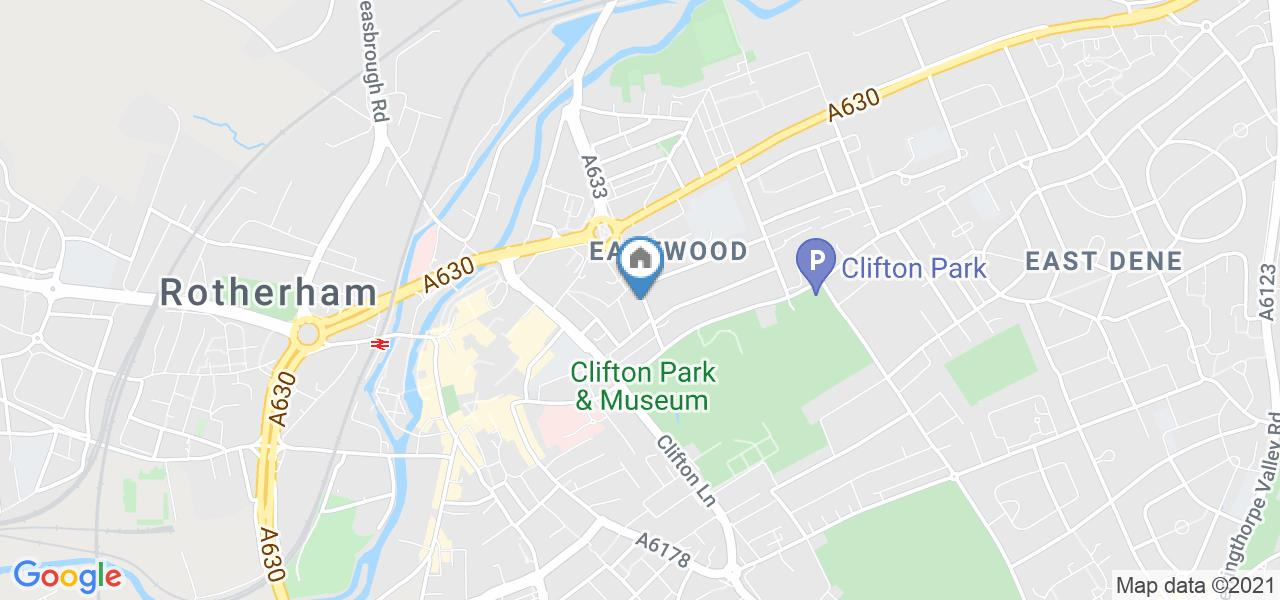 Room in a Shared House, St. Anns Road, S65