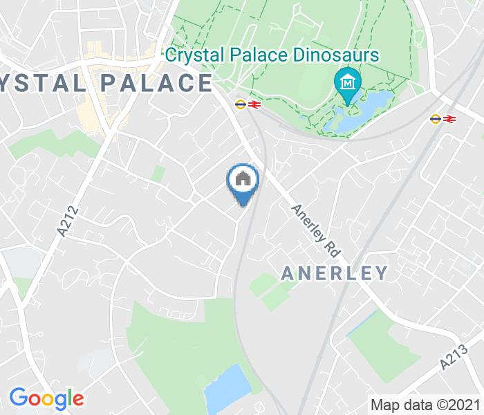 2 Bed Flat, Maberly Road, SE19