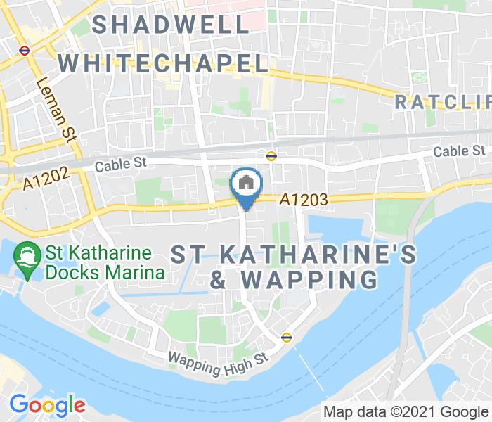 Room in a Shared Flat, Wapping Lane, E1W