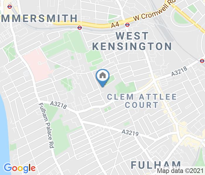 Room in a Shared House, London, W14