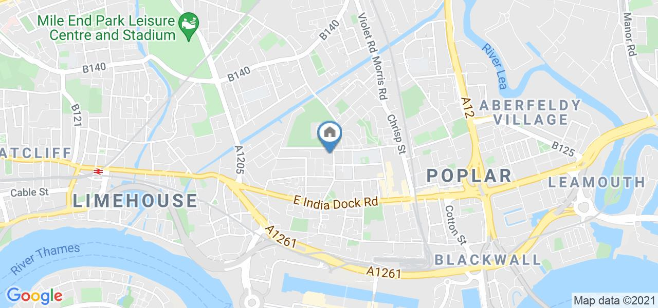 Room in a Shared Flat, Upper North Street, E14