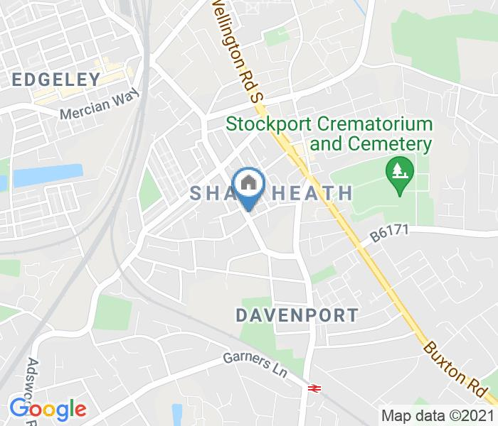 Room in a Shared House, Shaw Heath, SK2
