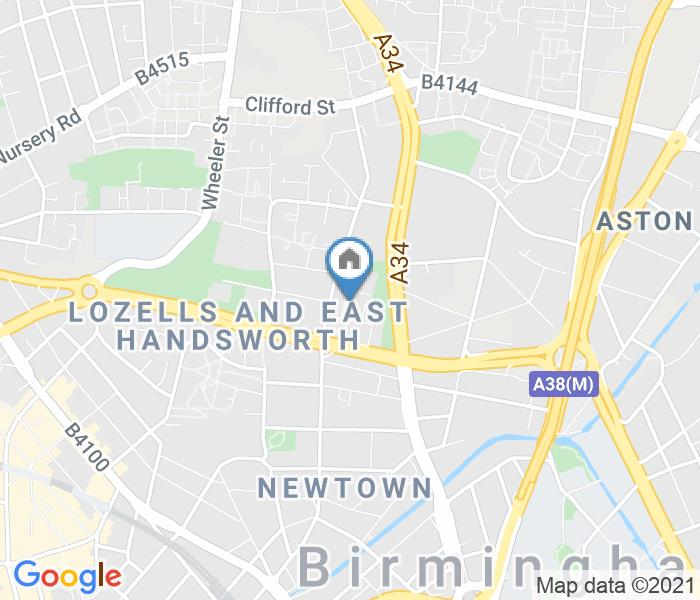 Room in a Shared House, Lount Walk, B19