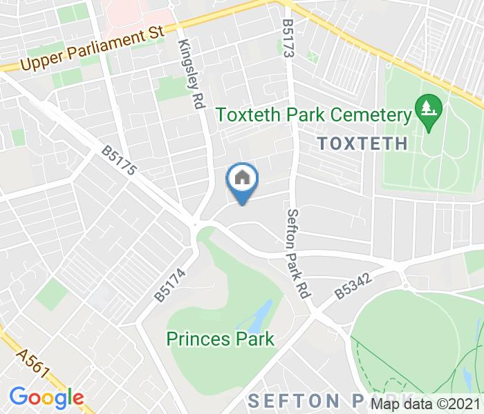 Room in a Shared House, Bentley Road, L8
