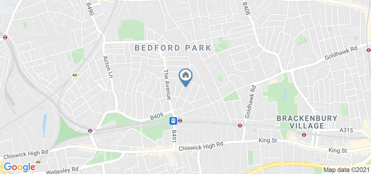 Room in a Shared House, Woodstock Rd, W4