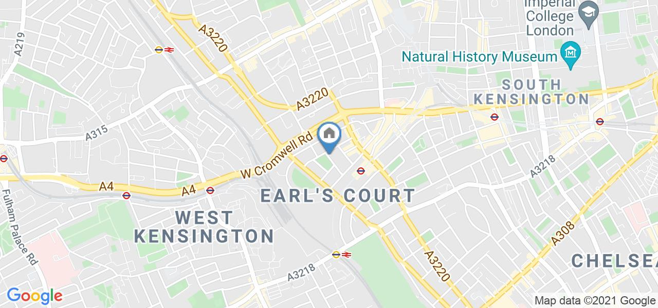 3 Bed Flat, Nevern Square, SW5