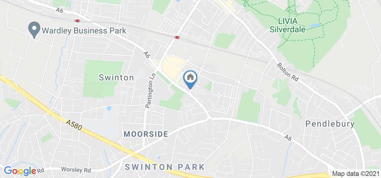 1 Bed Flat, Pendlebury Road, M27