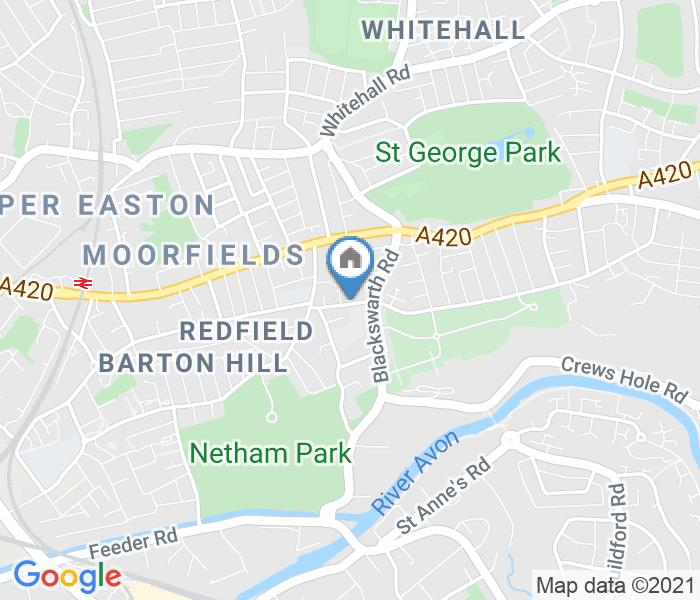 2 Bed Flat, Victoria Place, BS5