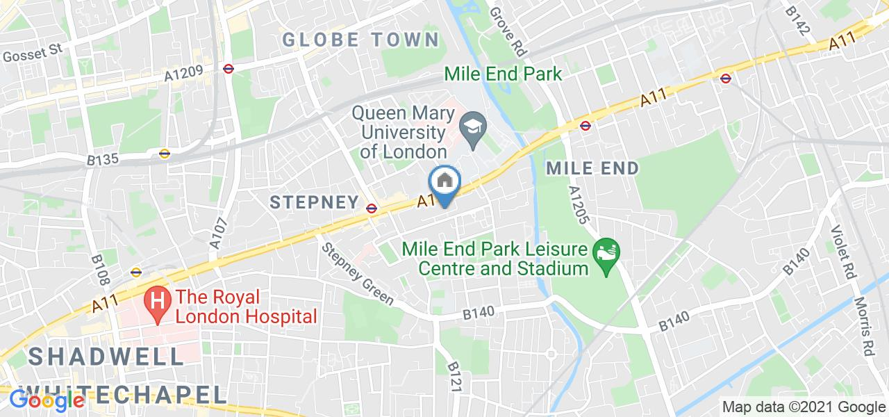 2 Bed Flat, Opposit Queen Mary University, E1