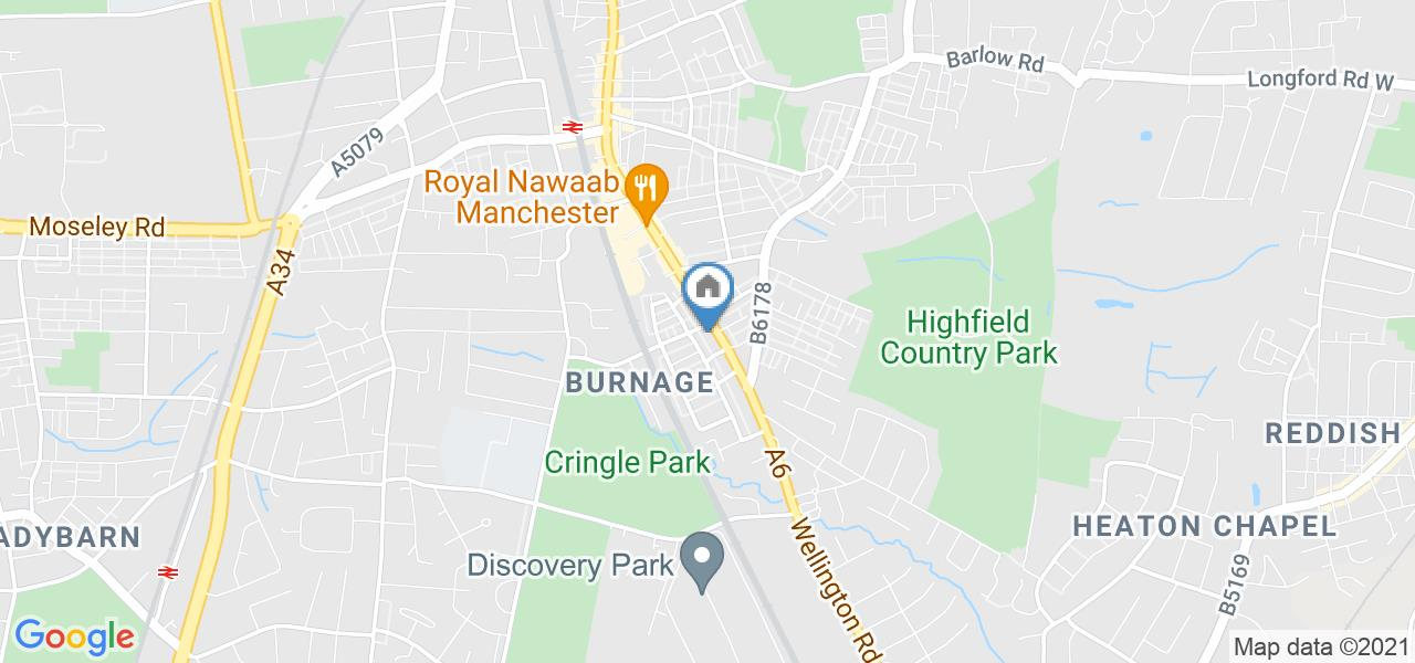 3 Bed Flat, Stockport Road, M19